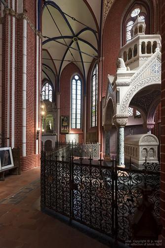 Doberaner Münster • Grabmal Herzog Johann Albrecht und Prinzessin Elisabeth