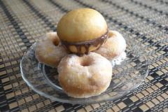 Breakfast (nk43pozertaq) Tags: doughnuts doughnut food breakfast chocolate