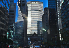 MetLife (elizaroff) Tags: metlife metlifebuilding grandcentralterminal grandcentral grand central park parkavenue manhattan newyork nyc nys manhattanskyline sky blue fall 2016 october skyline skyscrapers skyscraper