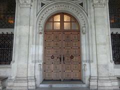 Der Rathaus (DorisFM) Tags: ayuntamiento cityhall rathaus viena vienna wien austria sterreich