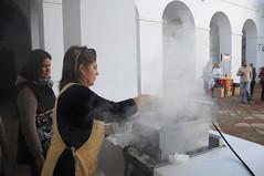 FOTO_Elaboracin lechn ibrico frito Cardea_1 (Pgina oficial de la Diputacin de Crdoba) Tags: diputacin crdoba feria municipios elaboracin lechn ibrico cardea