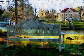 Bench and Manor