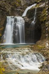 Ur jauziak. (P E M B A) Tags: cascadas agua ordesa otoo canon 6d