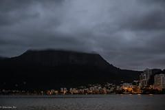 Rio is not always Sunny or  Hiden Christ (Edu Lima Rio) Tags: rio corcovado overcast badweather riodejaneiro lagoon