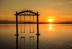 Gili Air island (Andres Pela) Tags: gili air island indonesia isla lombok asia southeast canon 6d sunset playa beach paradise