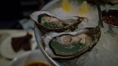 Fine de Claire, Verte (Marenne-Oleron) (Dave Chiu) Tags: oysters verte greengills