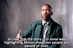 lukecageblog: Shine: Mahershala Ali Takes His Seat at the Table Mahershala Ali, perhaps best known for his breakout role as Remy Danton on House of Cards, talks about playing a Harlem crime boss in Marvels new series Luke Cage and the importance of (medievalpoc) Tags: gif gifset relevant race representation sff mahershala ali beautifully concise seizure warning