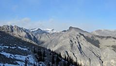 Mt Yamnuska Summit Scramble - Views north (benlarhome) Tags: yamnuska exshaw alberta canada scramble scrambling hike hiking trail path