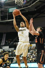 MBasketball-vs-Oregon State, 12/3, Chris Crews, DSC_9326 (Niner Times) Tags: 49ers basketball beavers cusa charlotte d1 mens ncaa oregon pac12 state unc uncc ninermedia