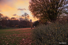 Evening in Hyde park (Hengelo Henk) Tags: london londen engeland england