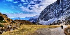 Alpen (vivelasarre) Tags: himmel clouds sky 6d eos canon beauty schnheit bellezza autunno herbst autumn fall hiking natura natur montagna mountains berge alpen alps nature