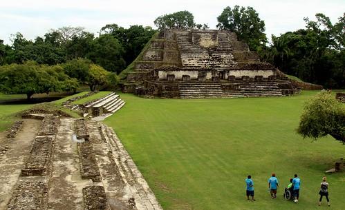 Altun Ha ~ Mayan Ruin