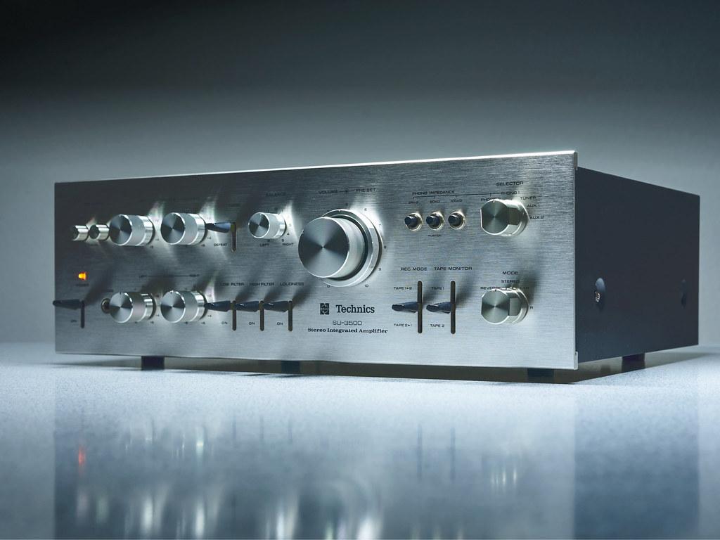 Best 70s Integrated Amplifier