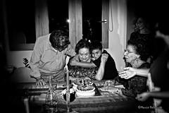 Happy birthday grandma! :-) (Mario Pellerito) Tags: canon eos 60d 28mm 28 plumcake nonna nipote amore affetto compleanno birthday grandma love palermo palerme italia italy italie art