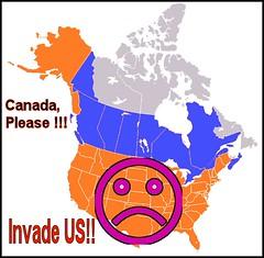 Canada (FolsomNatural) Tags: politics spoof humor trump invasion