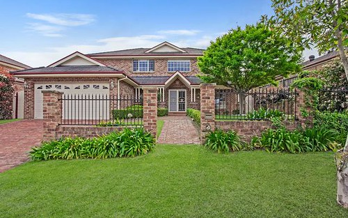 64 Coachman Crescent, Kellyville Ridge NSW 2155