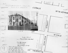 Oakfield Hotel, Flinders Street, 1961 (State Library of South Australia) Tags: adelaide statelibraryofsouthaustralia southaustralia samemory pubs hotels architecture roads urbanplanning fromestreet flindersstreet
