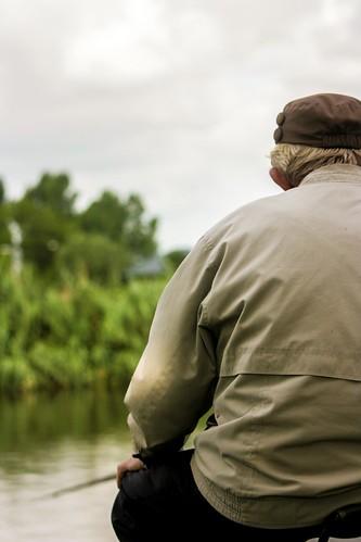 Als ze me missen, ben ik vissen (17)