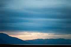 Badlands (Thomas Hawk) Tags: badwater badwaterbasin california dv2011 deathvalley deathvalleynationalpark googledeathvalleyphotowalk2011 usa unitedstates unitedstatesofamerica clouds desert sky fav10 fav25 fav50