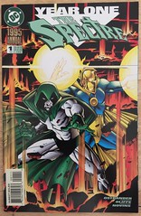 The Spectre #1 - 1995 Annual Year One (sheriffdan10) Tags: thespectre drfate annual dc dccomics comicbooks superhero superheroine cover covers magazine sciencefiction