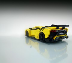 LEGO Lamborghini Aventador SuperVeloce (Firas Abu-Jaber) Tags: lego legocars legocar legomoc legocreator legocreations legocreation legolamborghiniaventador lamborghini aventador superveloce supercar cars car scalemodel modelteam photography photographer afol afols flickr instagram mocpages firaslego firasabujaber