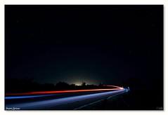 de camino al sur (_Joaquin_) Tags: fotografia flickr nikon d3200 canelones progreso uruguay airelibre joaquinlapizaga joalc joafotografia noche ruta5 luces carretera rute estrellas cielo oscuridad sigma1020hsmdcex