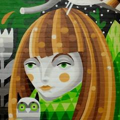 Hofbogen Rotterdam (oerendhard1) Tags: graffiti streetart urban art rotterdam eelco virus iameelco hofbogen