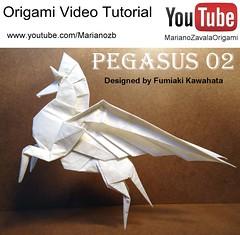 Pegasus 02 - Fumiaki Kawahata (Mariano Zavala B) Tags: pegasus horse wings alas fumiaki kawahata