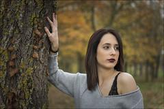 Maitane (Jose Cantorna) Tags: chica retrato otoo parque nikon d610 profundidaddecampo maitane gente