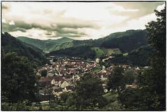 Kinzigtal im Schwarzwald 13 (Babu l'binchou) Tags: allemagne deutchland schwarzwald forêtnoire kinzigtal wolfach nikond80 nikonaf18200vr colorefexpro4