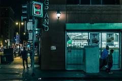(落書き) Tags: los angeles downtown fuji xt2 fujifilm night life dtla povery hustling street photography
