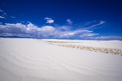 Untouched nature - the White Sands National Monument - New Mexico - USA (R.Smrekar-CH) Tags: usa landscape newmexico d750 smrekar 000100