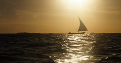 Dhow (remgriff) Tags: photo ka zanzibar tanzania dhow seascape sunset