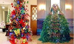 17 Christmas Tree Ideas That You Have Never Seen Before (haytham.ahmed) Tags: christmastreedecorations christmastreedress christmastreeideas