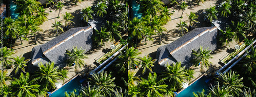 KAP Beach Park - 3D - end of waterslide