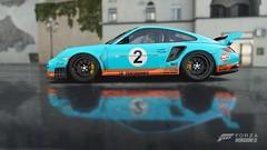 Porsche GT2 (Doggies Garage) Tags: gulf porsche gt2 stance widebody forzamotorsport hrewheels libertywalk airrex lbperformance lbworks doggiesgarage xbxone armytrix forzahorizon2 stacnenation