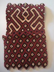 142 Tschchen (knotting_herbert) Tags: purse knotting tschchen knpfen