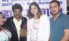 Damodar Raao Anara Gupta Sanjay Bhushan Rao Birthday Celebration 2015 Music Director Birthday Party Damodar Rao  97
