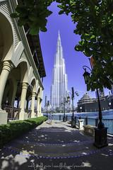 From Afar (peentho266) Tags: tower beautiful proud town dubai united uae middleeast best arabic emirates exotic arab tall unitedarabemirates biggest burj highest tallest arabs exceptional extravagant sohigh burjkhalifa