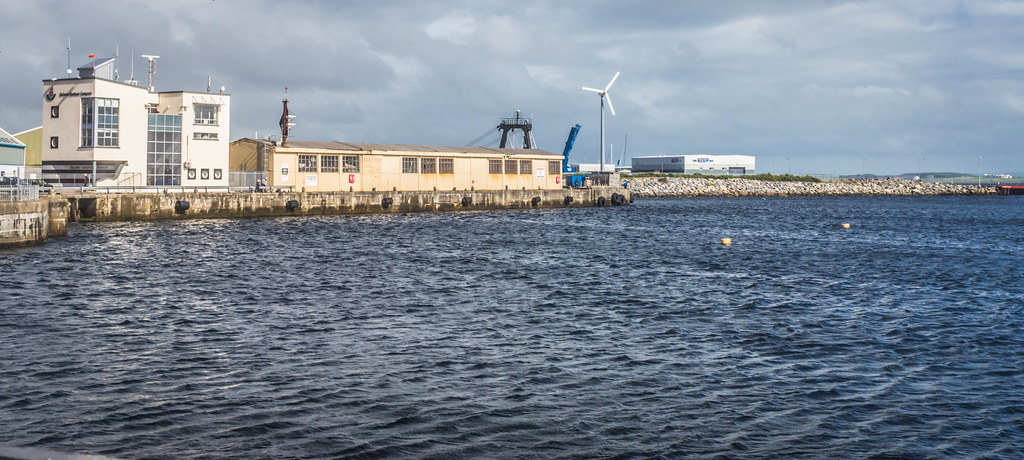 GALWAY HARBOUR AND DOCKLANDS [AUGUST 2015] REF-107510