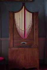 Culzean Castle interior - Barrel Organ (3) (Bill Cumming) Tags: scotland historic nationaltrust ayrshire culzeancastle barrelorgan