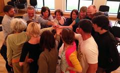 AVP – Alternatives to Violence Project workshop, Dublin (INNATE - Nonviolence Network in Ireland) Tags: dublin avp 2015 alternativestoviolenceproject