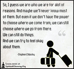 SpiritualCleansing.Org - Love, Wisdom, Inspirational Quotes & Images (SpiritualCleansing) Tags: power character feel future choice inspirational decision choose reasons beyourself encouraging stephenchbosky