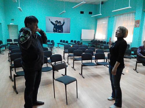 Гости волонтеры «Гефэрдетенхильфе  Шайдевег»