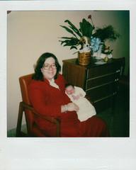 12/17/1983 (P. Goldman) Tags: park polaroid pennsylvania matthew elkins elkinspark pgoldman