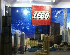 Chicago (mademoisellelapiquante) Tags: city chicago illinois lego legos chicagoillinois