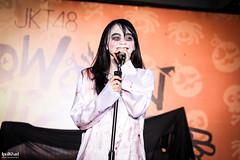 Riskha Fairunissa (Ipul Khad) Tags: halloween festival night handshake ikha riskha jkt48 fairunissa