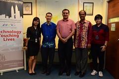 Grant 2014 - ISITI-CoERI - Malaysia