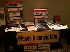 DTEC : Pièces à conviction (Animation Concept) Tags: dtec teambuilding consolidation animationconcept détective enquête criminel tactique police scènedecrime policière