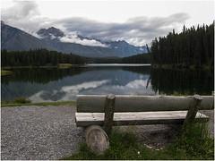 Johnson-Lake (F. Ovies) Tags: canada montañas rocosas